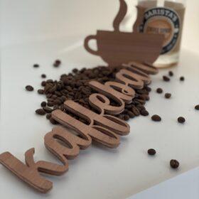 kaffebar skilt