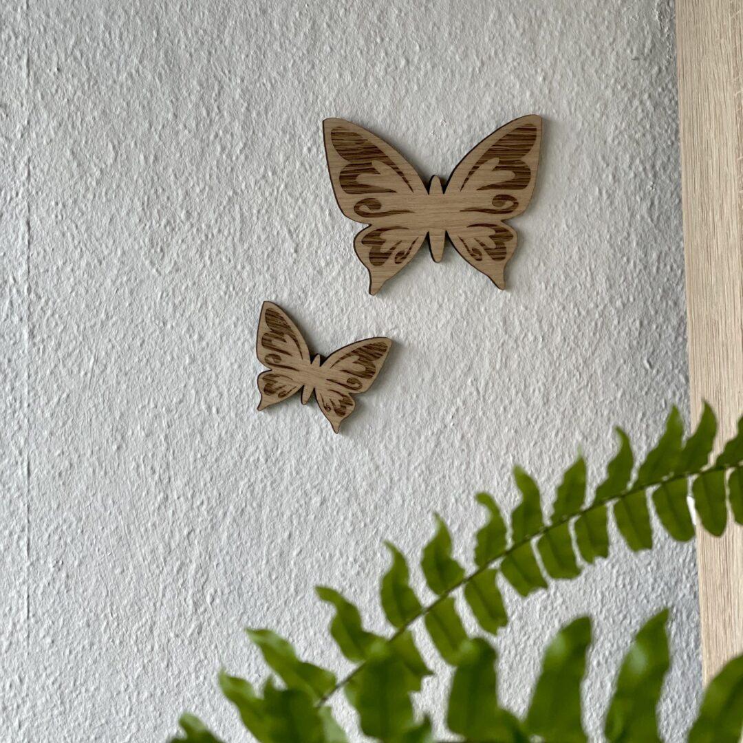 sommerfugle egetræ