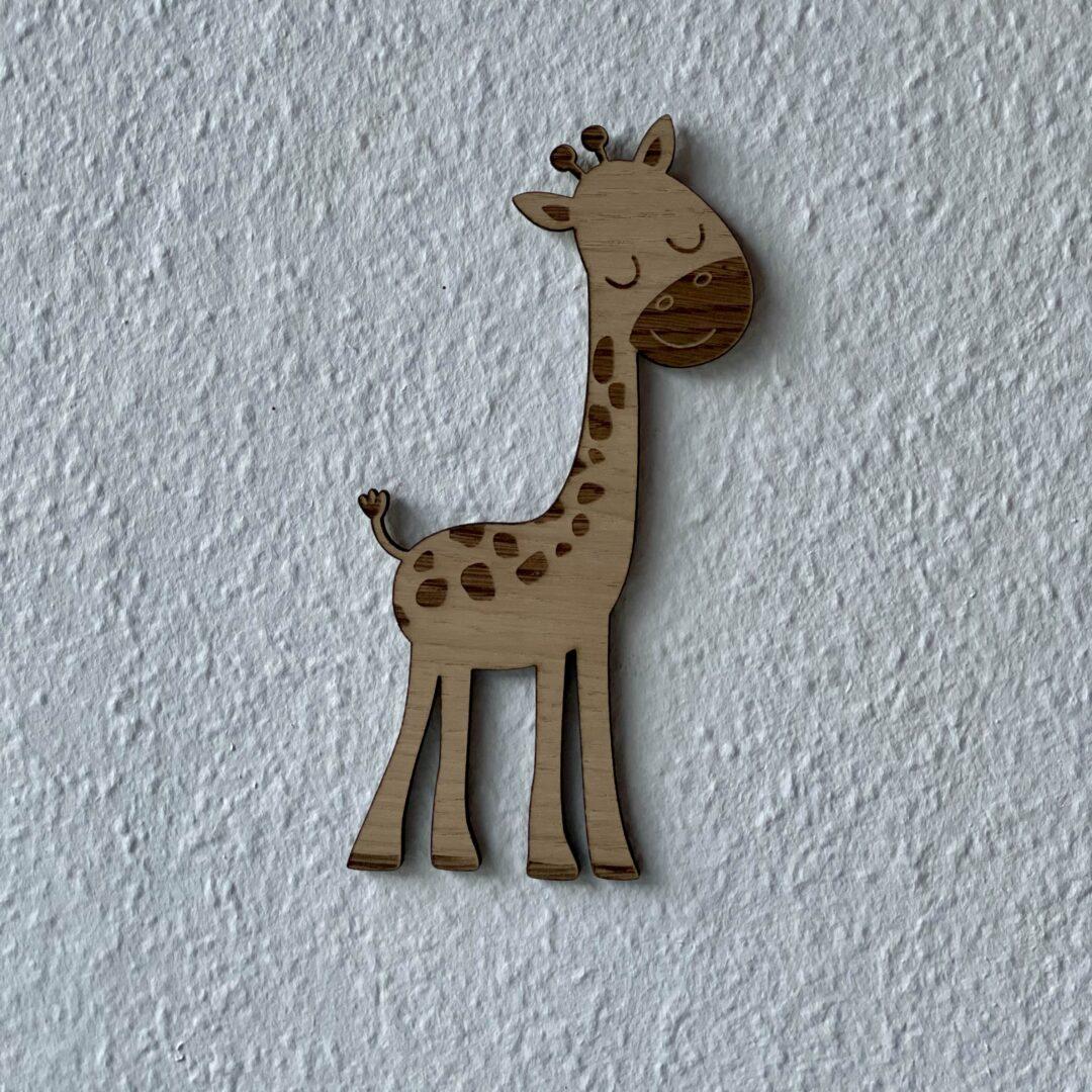 giraf egetræ