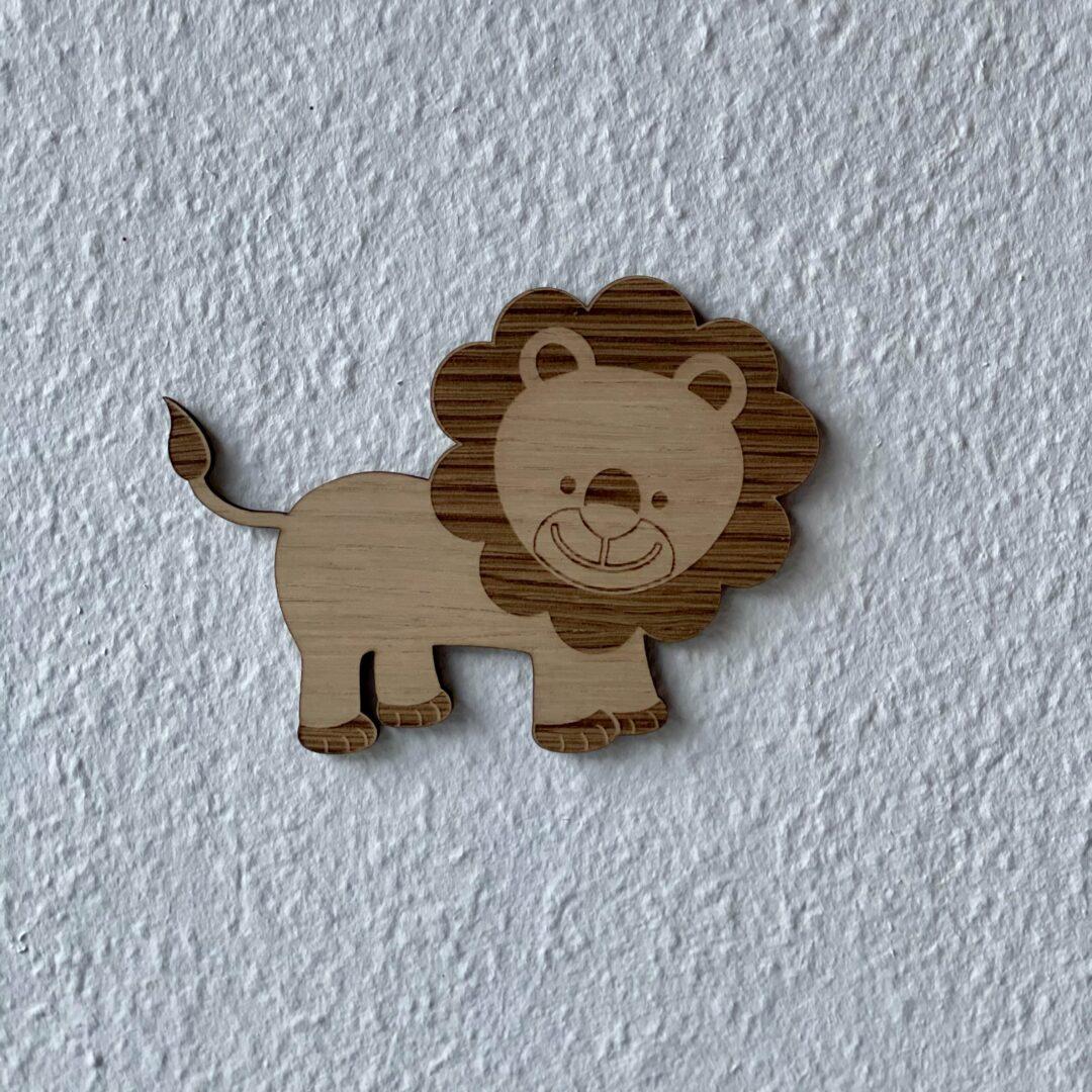 løve egetræ