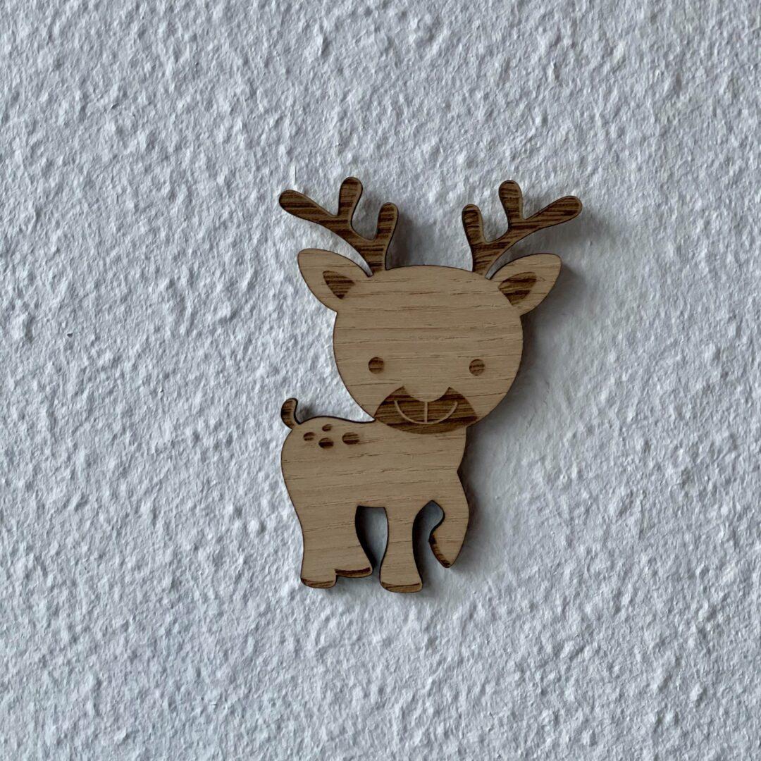 hjort egetræ