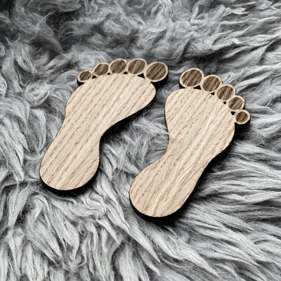 fødder i eg