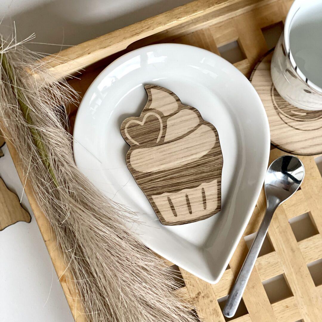 cupcake dekoration egeteræ